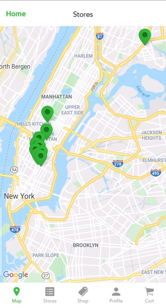 GoMkt NYC locations