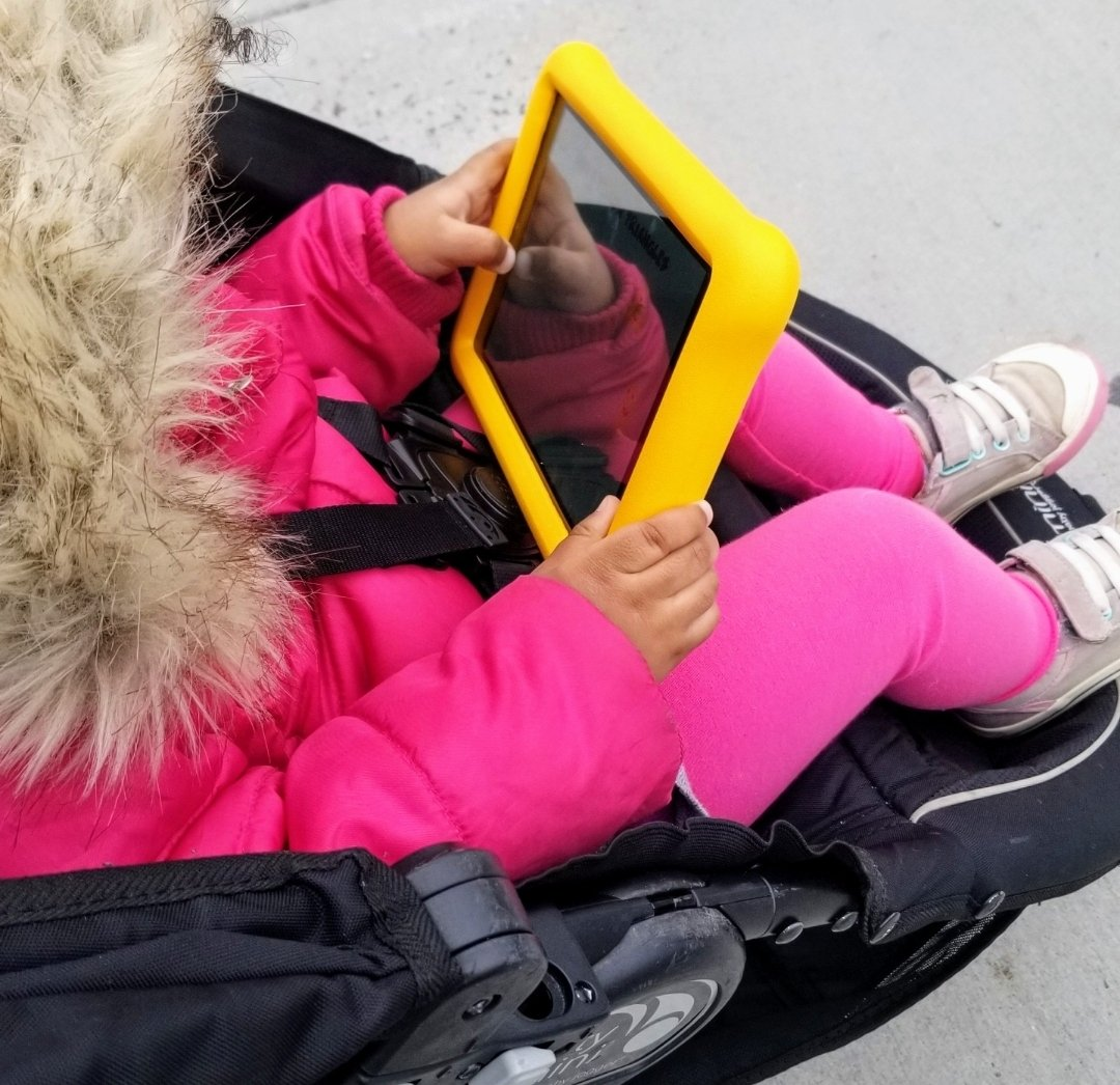 3 Real Reasons We Love Our Amazon Fire HD Kids Edition Tablet